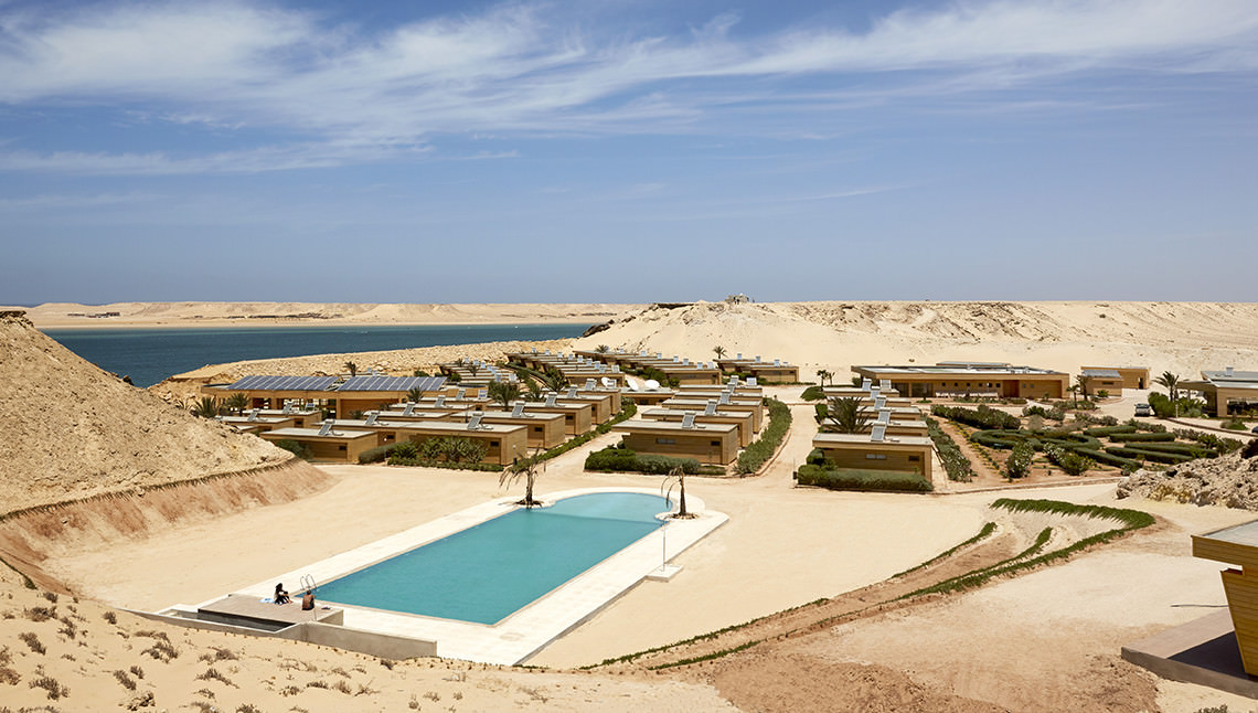Hôtel Dakhla Club and Spa