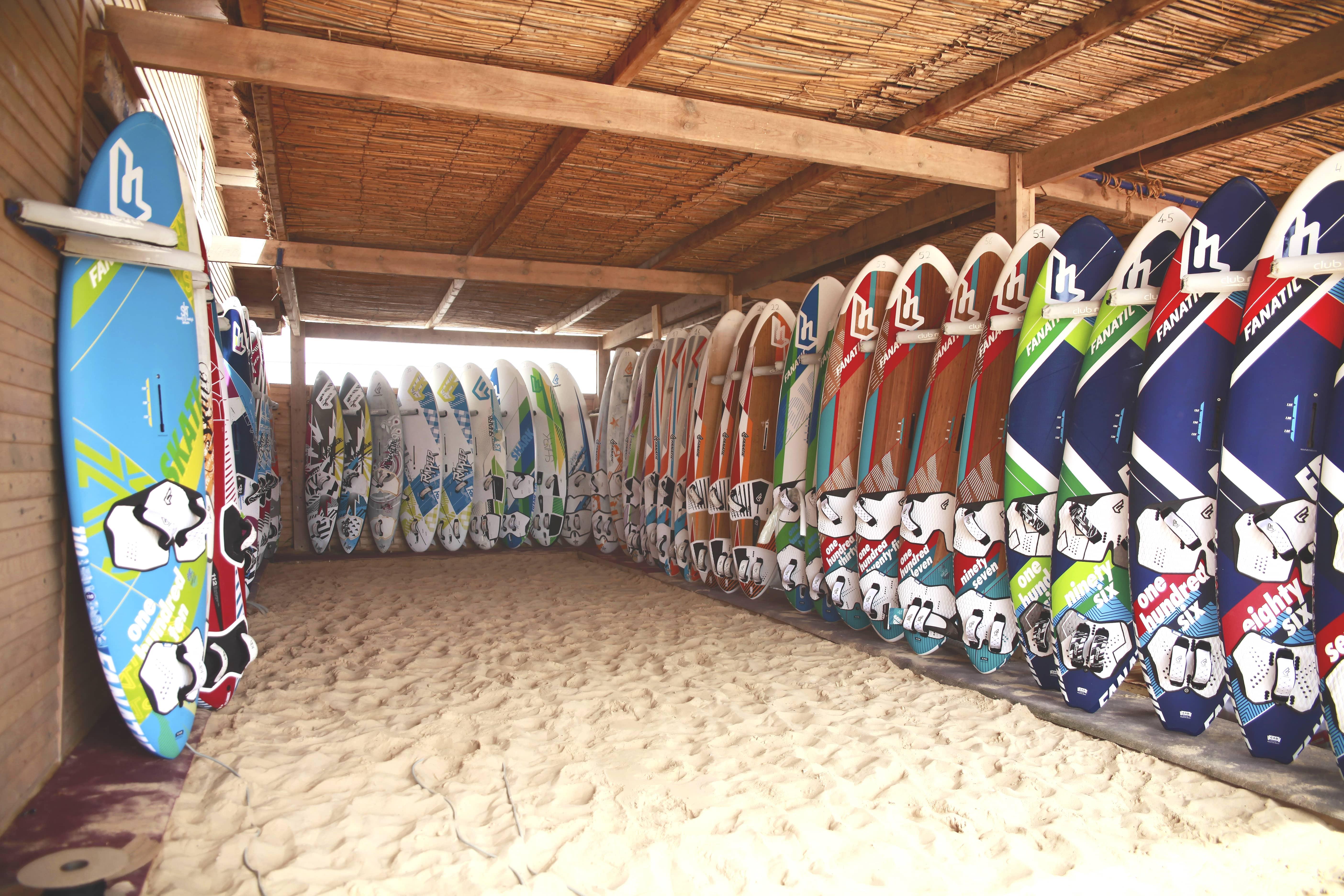 Windsurfing rental - Ocean Vagabond